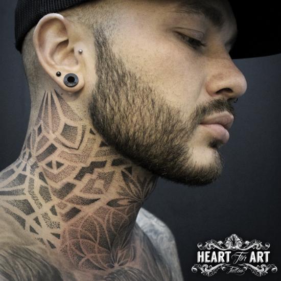 neck-dotwork-tattoo